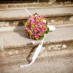 ramode novia que simboliza la primavera época de bodas