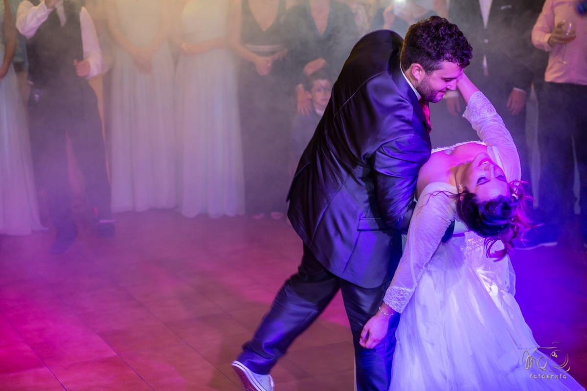 baile nupcial de Silvia y Juanma