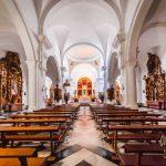 Iglesia de San Pedro lugar idóneo para los Fotógrafos de boda en Carmona